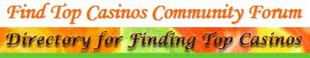 Find Top Casinos Community Forum